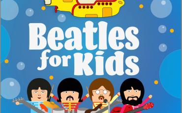 Rock para criança? Sim! Beatles 4 Kids invade os palcos do Paris 6 Burlesque num show para toda a família