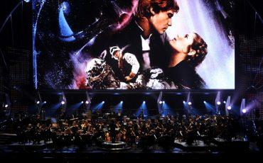 Star Wars in Concert une cinema em tela gigante e orquestra ao vivo