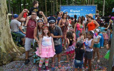 O Carnaval continua no Espaço de Leitura durante o mês de Março com programações especiais para toda a família!