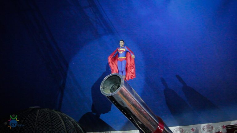 Circo Portugal chega a SP com inovações tecnológicas e as tradicionais atrações circenses