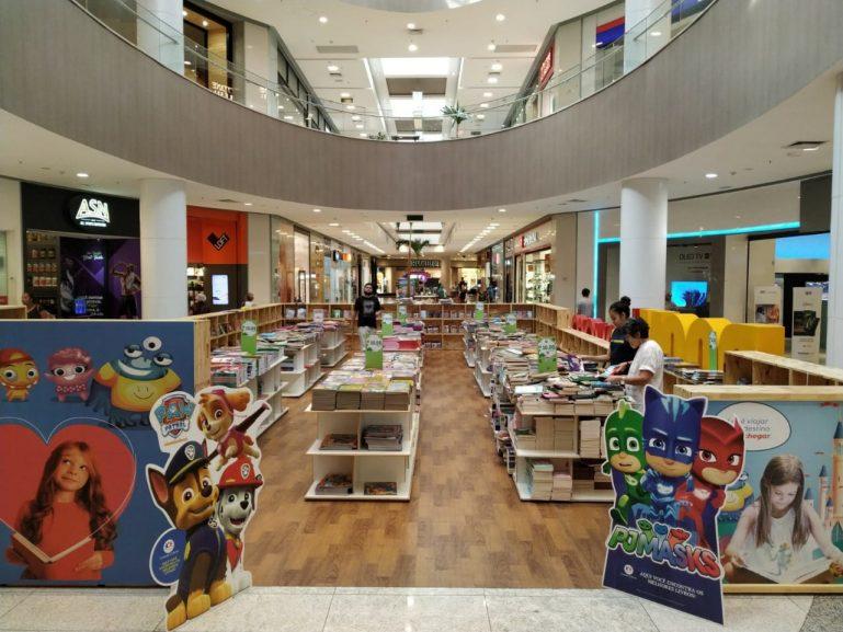 Em incentivo à leitura, Tietê Plaza Shopping promove Feira de Livros para crianças com preços a partir de R$ 5