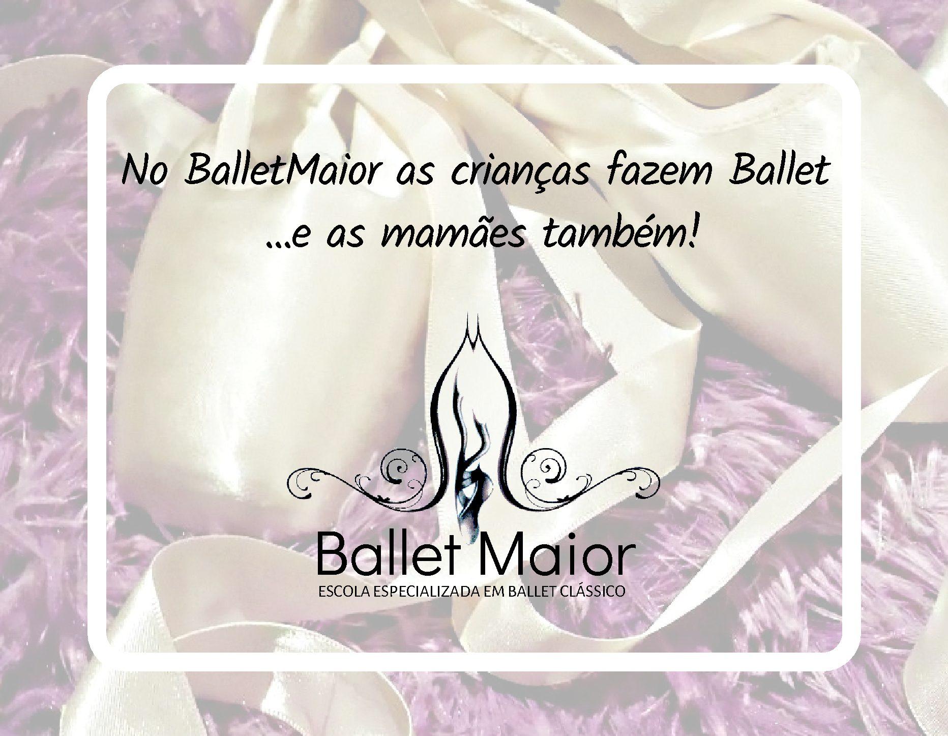 Ballet para pais e crianças