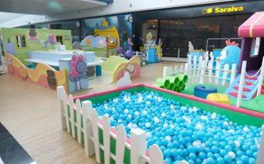 Diversão garantida! Parque da Galinha Pintadinha, noShopping Metrô Itaquera, tem atividades para toda a família