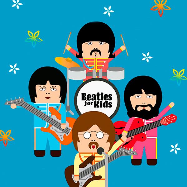Beatles for Kids faz show em comemoração aos 120 anos do Clube Esperia
