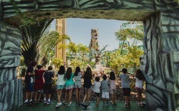 Parque de diversões de dinossauros? Sim! T-Rex Park reforça lado educativo com paleontólogo, oficinas e visitas guiadas