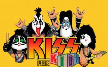 Rock e alegria do Kiss for Kids invadem teatro da Zona Leste