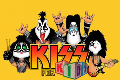 Rock e alegria do Kiss for Kids invadem teatro da Zona Leste