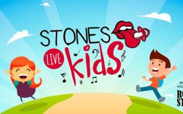 """50% de desconto! Teatro Dr. Botica recebe o musical infantil """"Stones live Kids"""", com muito rock and roll para divertir os pequenos"""