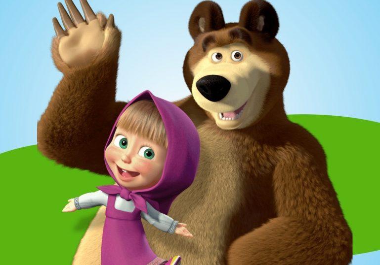 Shopping Tamboré recebe Floresta Masha e o Urso by Fun4Family