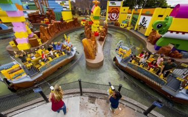 "Novidade! Legoland Florida Resort inaugura The Lego Movie World, inspirado no filme ""Uma Aventura Lego 2"""