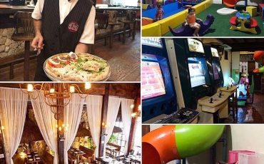 Attrio Pizzaria: pizzaria no Tatuapé oferece espaço kids com monitoria todos os dias da semana