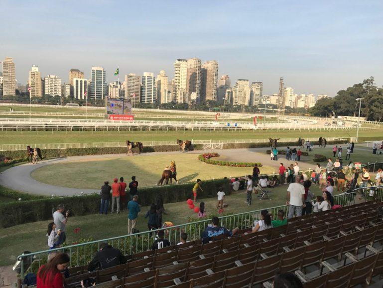 ENTRADA GRATUITA: Grande Prêmio São Paulo no Jockey Club de São Paulo com atrações inéditas e gratuitas