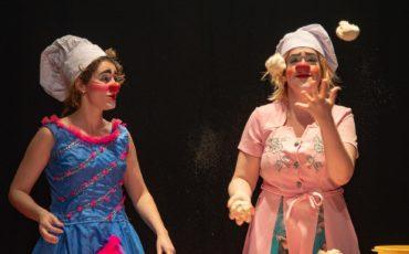 """Gratuito! Muita palhaçada, risadas e diversão esperam as crianças no espetáculo """"Pareias"""", no Sesc Parque Dom Pedro II"""